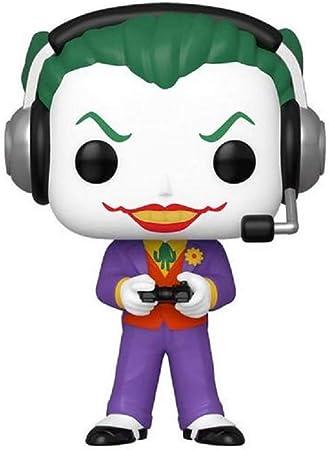 Funko Pop! Heroes DC Gamer Joker Exclusive Vinyl Figure 295