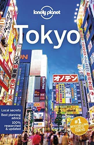 Lonely Planet Tokyo Ebook