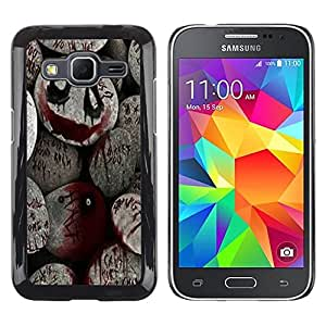 LOVE FOR Samsung Galaxy Core Prime Halloween Spooky Blood Monster Pumpkin Personalized Design Custom DIY Case Cover