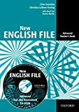 New English File: Advanced: Teacher's Book with Test and Assessment CD-ROM: Six-level general English course for adults