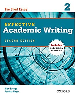 amazon effective academic writing level 2 the short essay