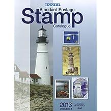 Scott 2013 Standard Postage Stamp Catalogue Volume 4 J-M