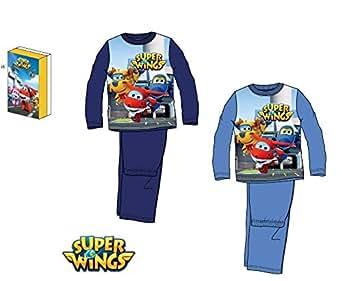 Pijama Super Wings Interlock