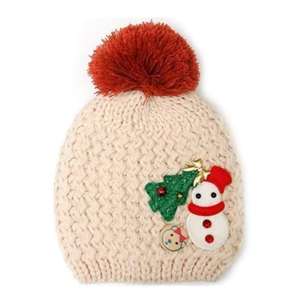 Baby Strickmütze Thebigthumb Weihnachten Thema Winter Beanie Hut
