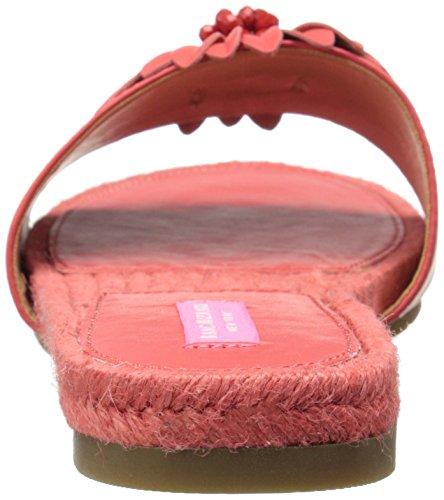 Isaac Mizrahi New York Women's Magnolia Espadrille Sandal Coral 0owhiq