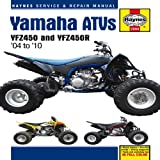 Yamaha ATVs 2004 To 2010, Haynes Manuals, Inc. Editors, 156392899X