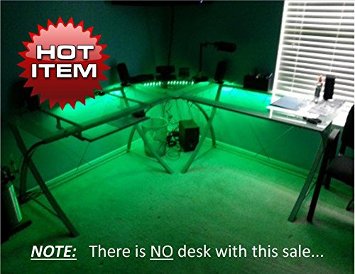 Amazoncom Multi Color Lighting Kit For Gaming Desk Gamer Desk