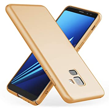 NALIA Funda Compatible con Samsung Galaxy A8 2018, Ultra-Fina ...