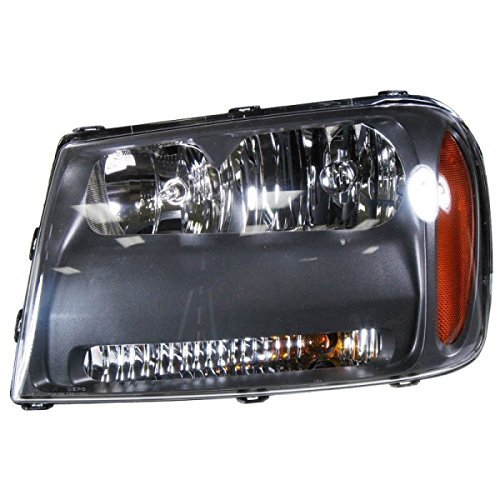 Trailblazer Headlight Chevrolet - Depo 335-1150L-AF2 Headlight Assembly