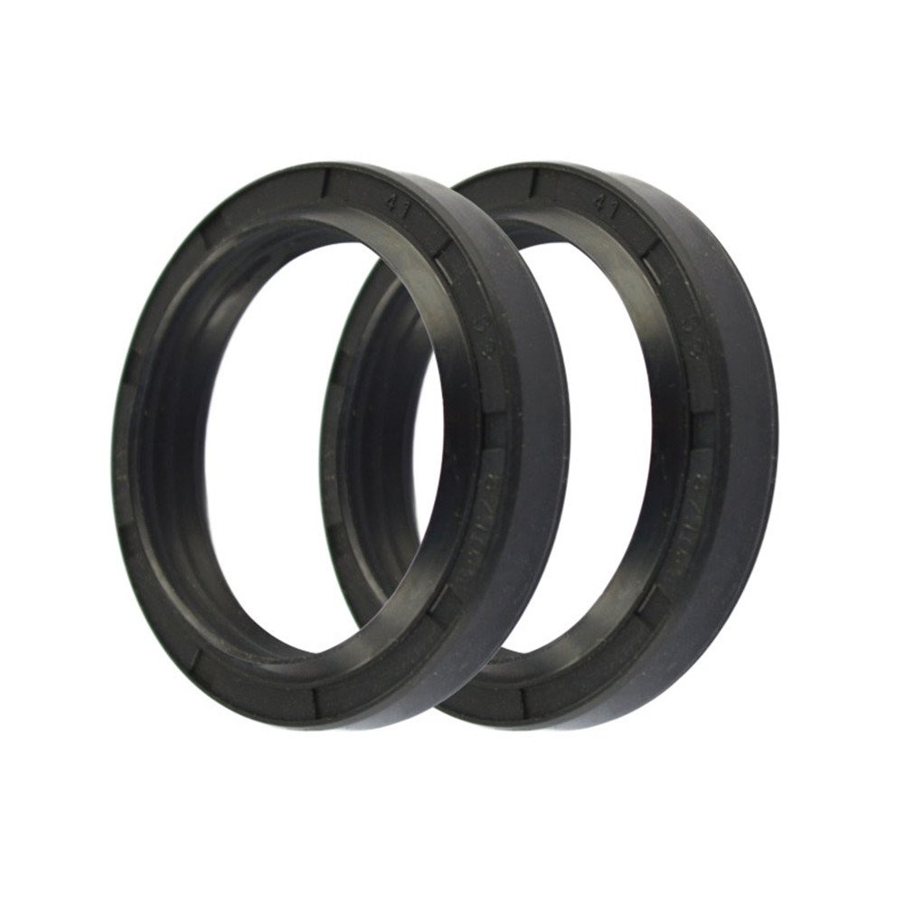 AHL Front Fork Shock Oil Seal Kit 32mm x 44mm x 10.5mm for Yamaha Exciter 250 SR250 1980-1982