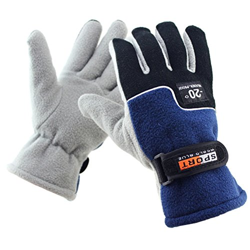 Messagee Winter Warm Workout Outdoor Cycling Gloves Military Tactical Ski Snowboard Full Finger Gloves