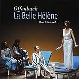 Offenbach - La Belle Hélène / Lott, Beuron, Sénéchal, Naouri, Le Roux, Todorovitch, Les Musiciens du Louvre, Minkowski