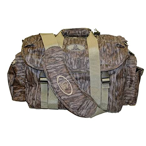88989a959573a Image Unavailable. Image not available for. Color: Ducks Unlimited 18938  250 Magnum Floating Bottomland Blind Bag