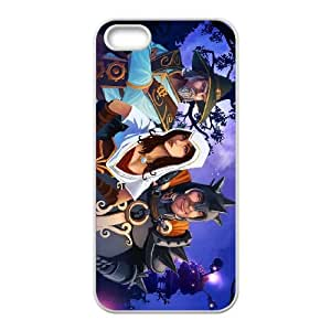 trine 3 the artifacts of power iPhone 4 4s Cell Phone Case White 53Go-090212