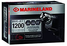 MAXI-JET 1200 PRO, Size: 295/1300 GPH (Catalog Category: Aquatics:FILTRATION)