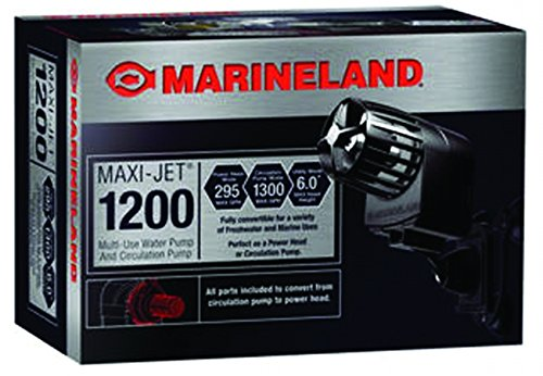 MAXI-JET 1200 PRO, Size: 295/1300 GPH (Catalog Category: Aquatics:FILTRATION) ()