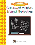 Crossword Puzzles and Word Searches, Dona Herweck Rice, 1576902625