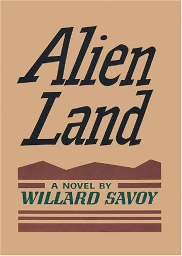Alien Land (Northeastern Library of Black Literature)