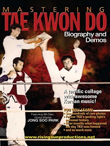 Mastering Tae Kwon Do Demo and Bio