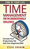 """""""Very Valuable Tips, Turned Me Around."""" - Mia JohnsonINCREASING YOUR PRODUCTIVITY 10X DOES NOT MEAN WORKING 10X HARDER Time Management For The Organizationally ChallengedAre you looking for the one skill that can bring you monumental r..."""
