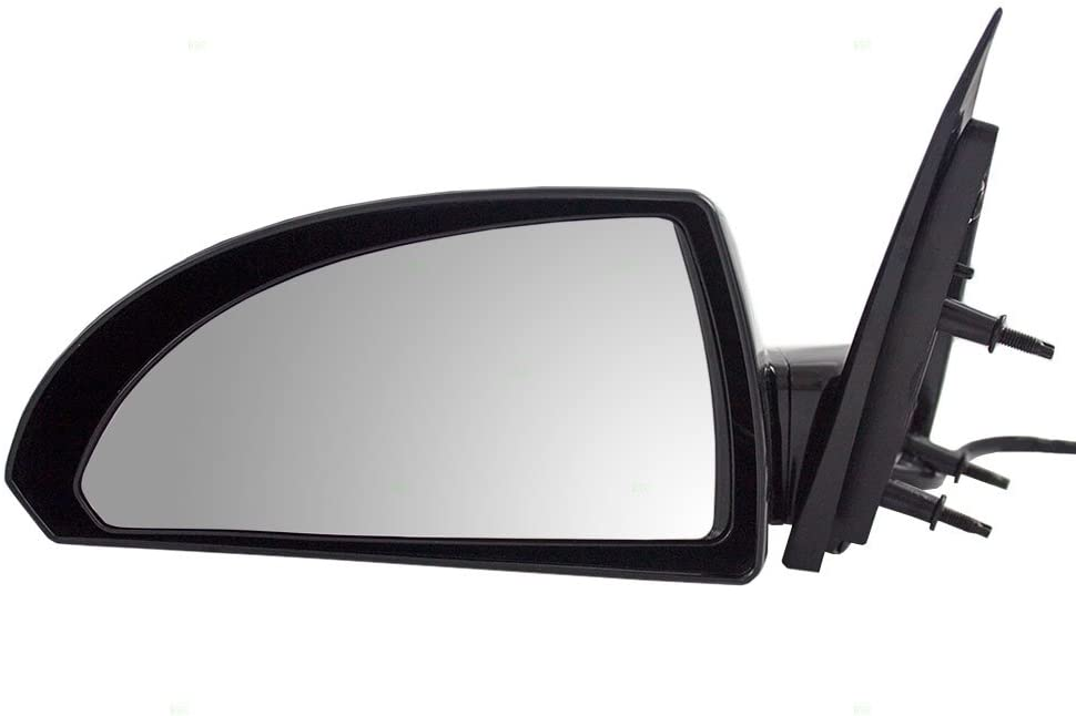 US Made Door Mirror Glass Replacement Passenger Side For Chevrolet Impala 06-13