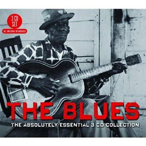 Blues: Absolutely Essential 3 CD Collection / Various (United Kingdom - Import, 3PC)