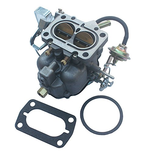 KIPA Carburetor For Dodge Chrysler 5.2L 318Cu 5.2L 5211CC 318Cu. V8 Engines Carter BBD Lowtop 2 Barrel V8 5.2L Engine Carb OEM # 4113/4959 with Mounting Gasket
