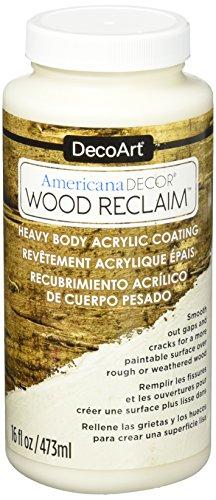 DecoArt Decor Wood Reclaim 16oz Americana DecorWoodReclaim16oz