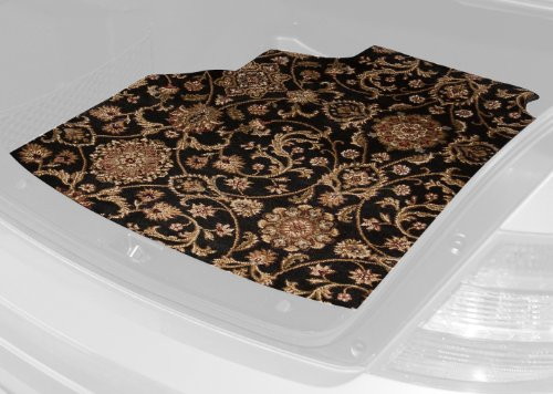 GG Bailey D2056A-CSA-BK-OR Custom Fit Cargo Liner for Sel...