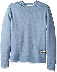 Champion Mens Authentic Originals Sueded Sweatshirt
