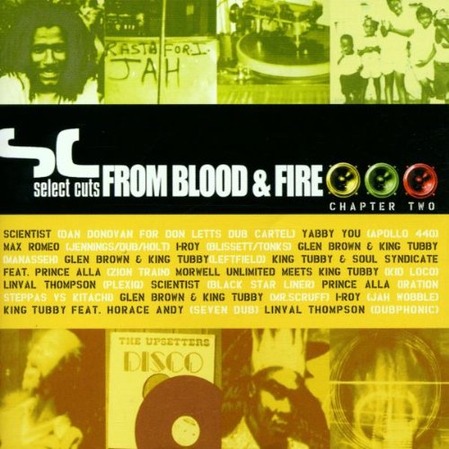 VA - Select Cuts From Blood & Fire Chapter Two (2002) [FLAC] Download