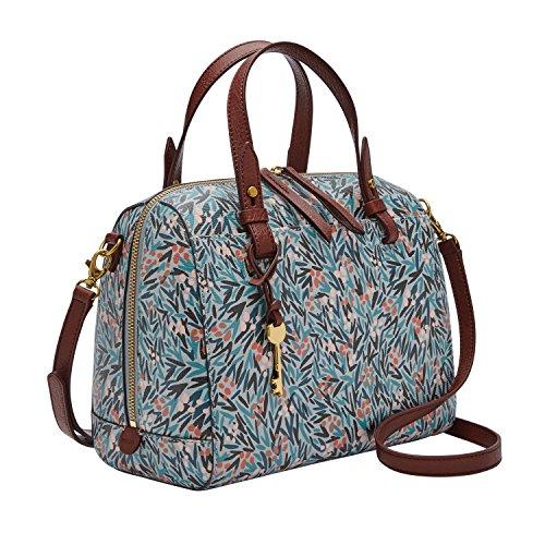 Fossil Floral Handbag - 1