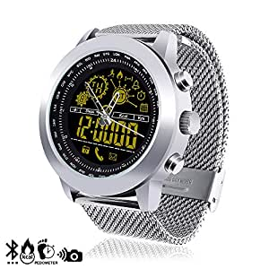 DAM. DMZ051SLV. Smartwatch Bluetooth Tipo Digital Dx18 con ...