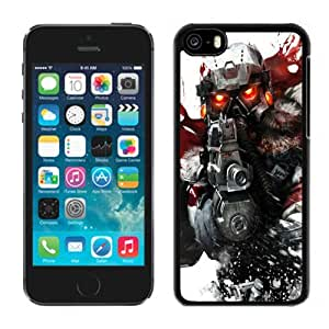 Beautiful Custom Designed Cover Case For iPhone 5C With Killzone 3 Phone Case