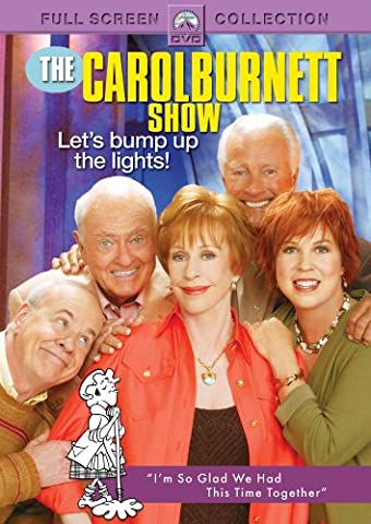 The Carol Burnett Show - Let's Bump Up the Lights (The Steve Harvey Show Dvd)