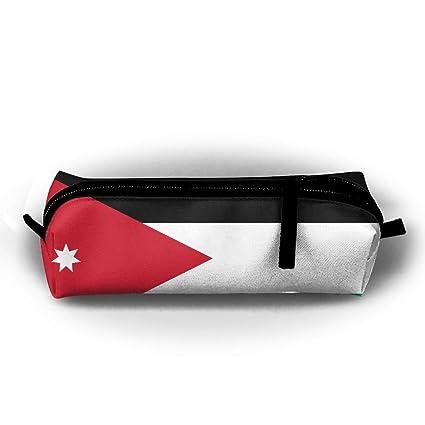 Estuche para lápices de la bandera nacional de Jordania ...