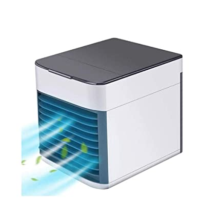 3 in 1 Arctic Portable Fan USB Air Conditioner Cooler LED Evaporative Humidifier