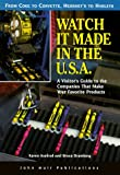 Watch It Made in the U. S. A., Bruce Brumberg and Karen Axelrod, 1562613375