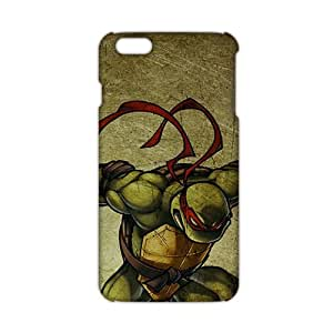 diy zhengCool-benz Muscular Ninja turtle 3D Phone Case for Ipod Touch 5 5th