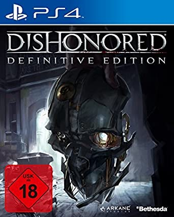 Dishonored Definitive Edition (100% uncut) (USK ab 18 Jahre) PS4 by Bethesda Softworks LLC