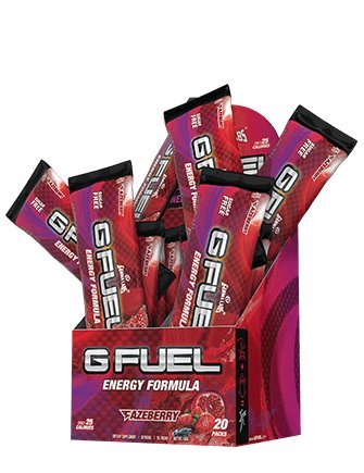 G Fuel Fazeberry Elite Energy and Endurance Formula
