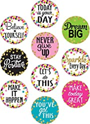 Confetti Positive Sayings Accents (8890)...