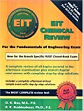 Engineer in Training : New for the Branch Specific FE/EIT Closed Book Exam, Das, Dilip K. and Prabhudesai, Rajaram K., 0793185017