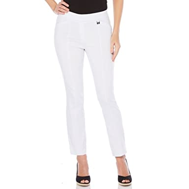 b9e05e970 Image Unavailable. Image not available for. Color: Rafaella women's Slim Dress  Pant ...