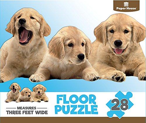 Paper House Productions PUZ-4003E Floor Puzzle, ()