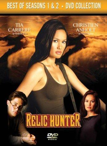 Relic Hunter Amazon De Dvd Blu Ray
