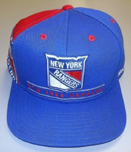 Reebok New York Rangers Snap Back Retro Hat - NF92Z (New York Rangers Hat Reebok)