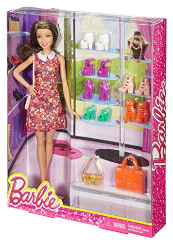Barbie And Shoes Accessories Teresa With Doll 8fxrqHZ8