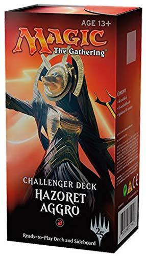 HAZORET AGGRO MTG Magic The Gathering Challenger Deck - 75 cards