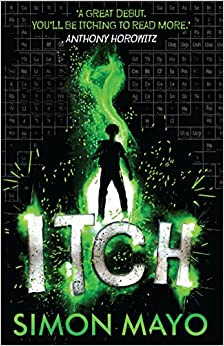 Itch Amazon Co Uk Simon Mayo 9780552565509 Books